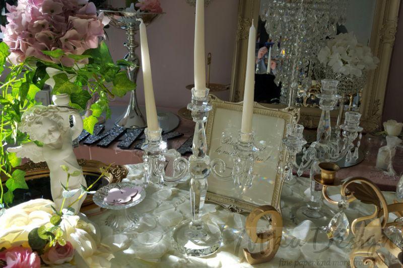 Sfenic cristal cu 3 brate - poza 3