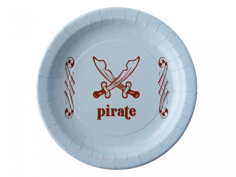 farfurie Pirate Party