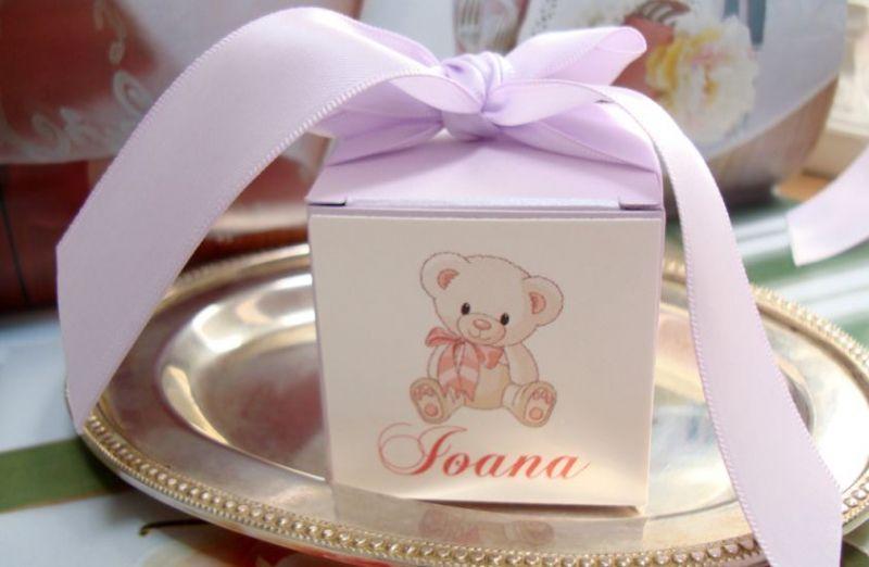 marturie botez cutiuta cu ursulet