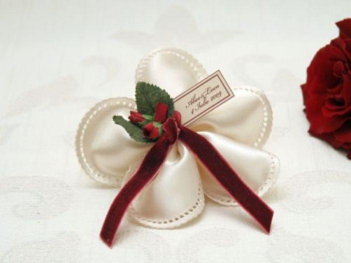 marturie nunta cu bomboane