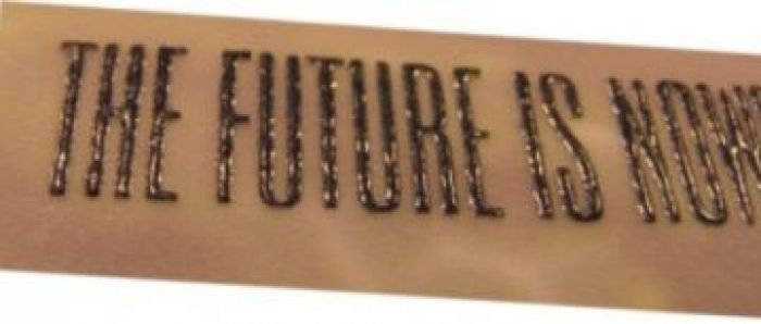 personalizare text invitatii nunta in  termorelief glitter