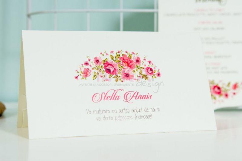 Plic bani cu design floral - poza 1