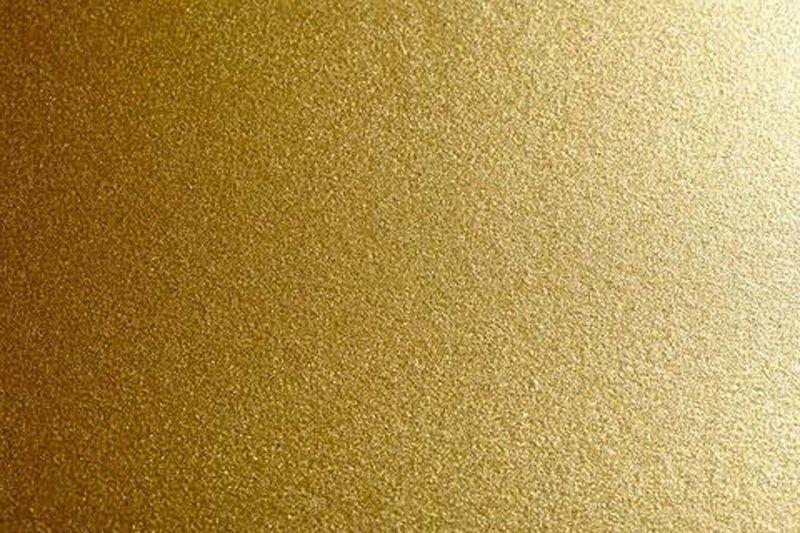 Plic sidefat patrat  auriu - poza 2